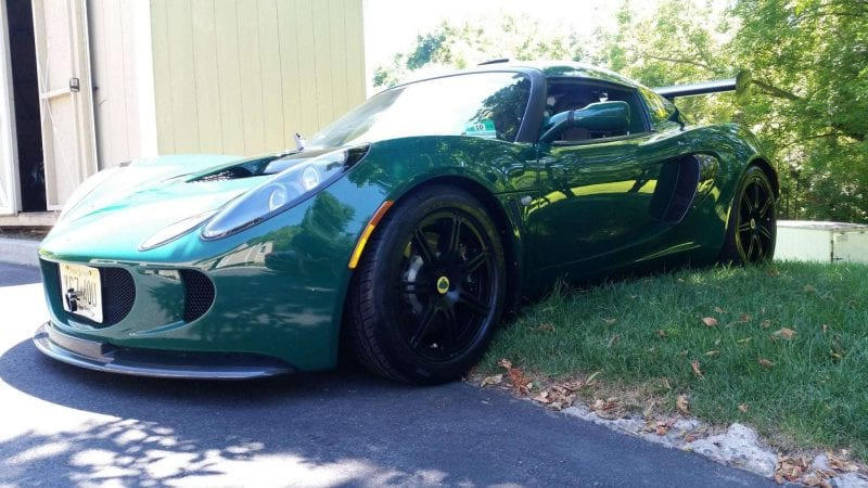 Positive Engagements: We install the Lotus Elise/Exige shiftR111 shifter