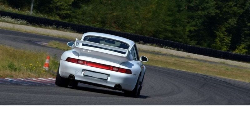 Porsche 993 Kinematic Toe Alignment