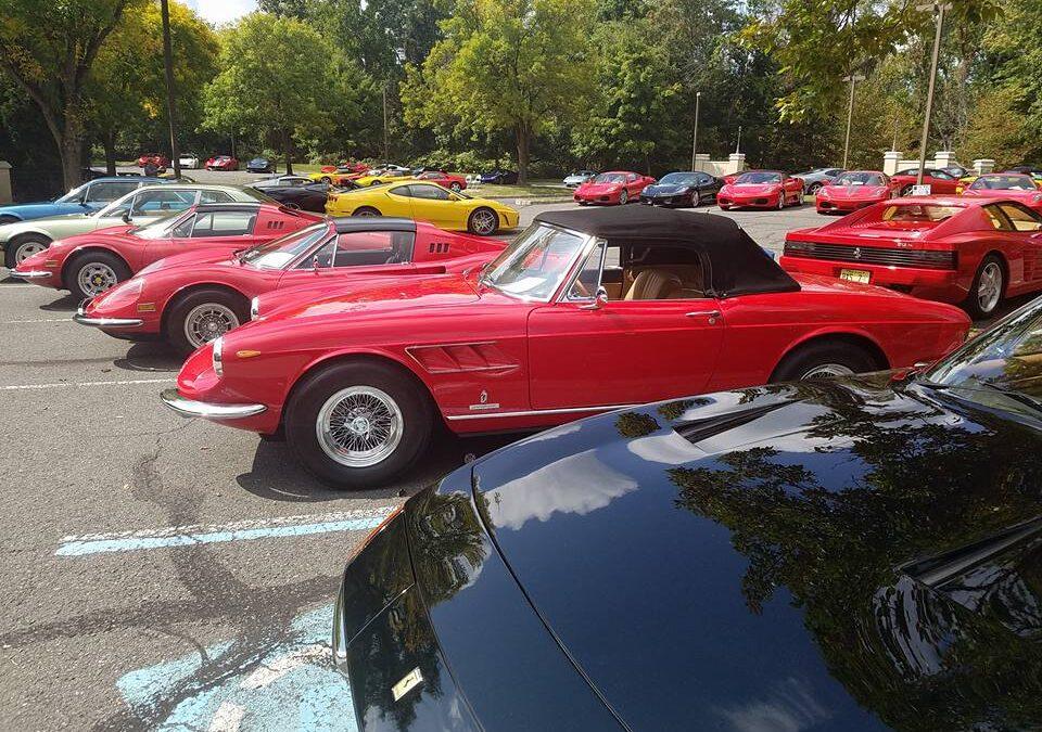 Ferrari Fall Festival with the FCA