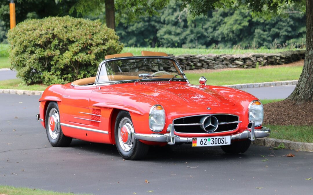 1962 Mercedes 300SL