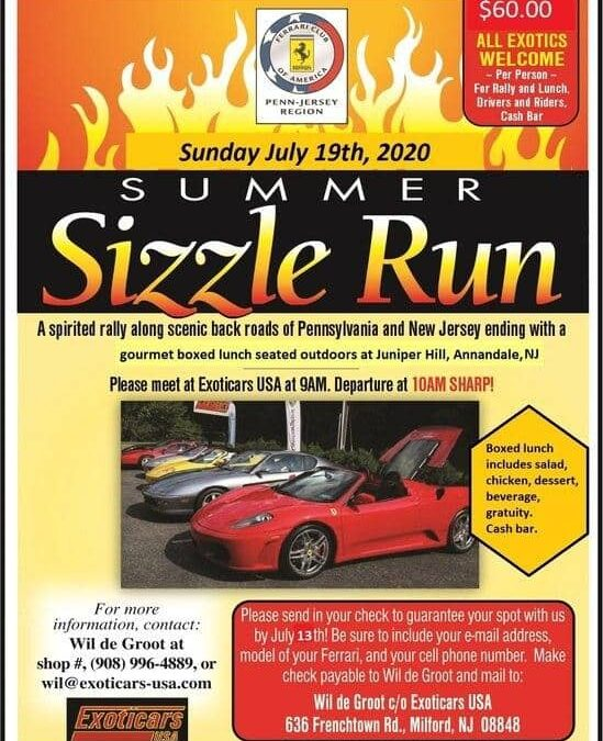 Summer Sizzle Run